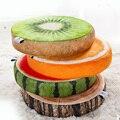 Губка 33/40 см, детские игрушки, 3D имитация фруктов, плюшевая игрушка, детские постельные принадлежности