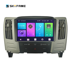 SKYFAME 4G+64G Car Android Radio Stereo For Lexus RX RX300/RX330/RX350/RX400h/RX450h 1998-2009 Auto GPS Navigation DVD Player