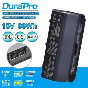 G750 Laptop Battery 15V 88WH 5900mAh for ASUS A42-G750 G750J G750JH G750JM G750JS G750JW G750JX G750JZ