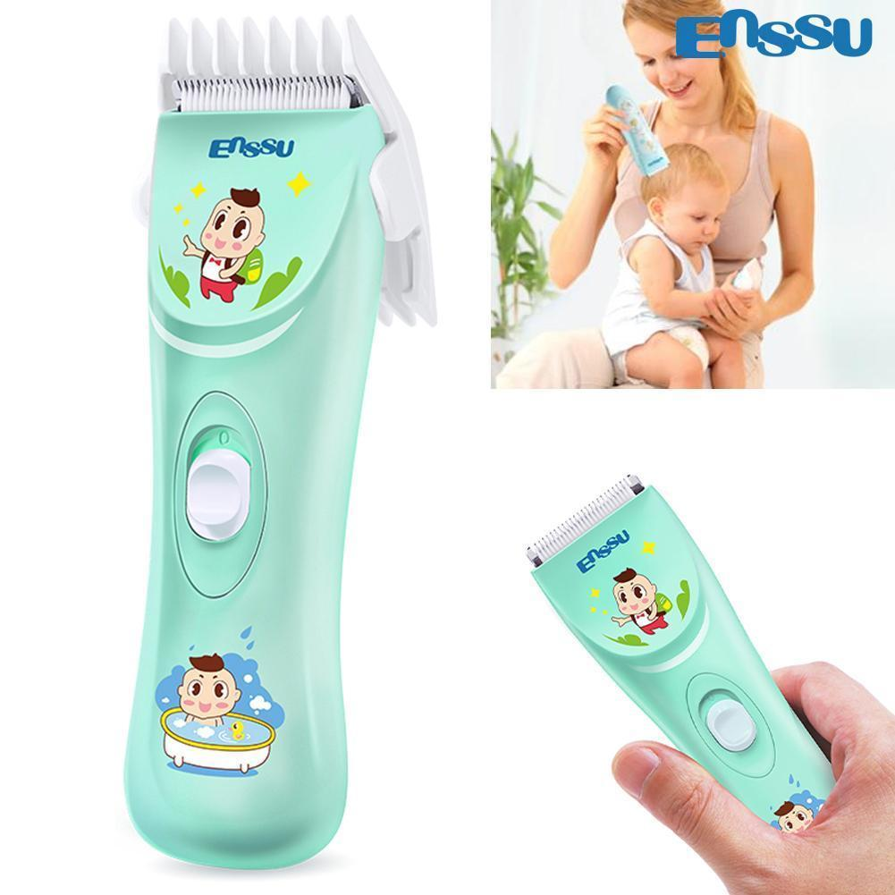 Professional Men Electric Hair Beard Shaver Trimmer Clipper Set Baby Safety Hair Trimmer Hair Clippers For Kids
