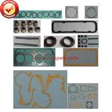 4P Engine Full gasket set kit for Toyota Forklift 1493cc 1.5L 50099500 04111-23021 04111-96002 04111-78002 04111-96001 041162303