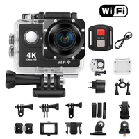 Action Camera H9R / H9 Ultra HD 4K WiFi Remote Control Sports Video Camcorder DVR DV Waterproof Camera For Extreme Sport