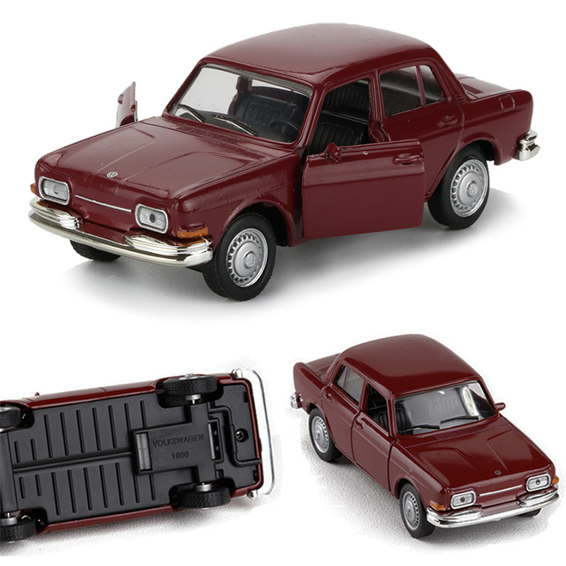 1:43 Alloy Classic Car Model Toy Diecast Vehicle Simulation Cars Pull Back Doors Openable Vehicle Toys For Kids Boys Collection