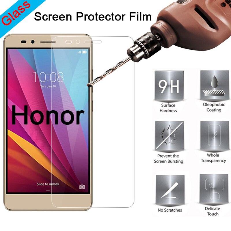 Защитное стекло HD для Huawei Honor 8A 8 Pro, Жесткий протектор экрана, стекло для Huawei Honor 7A 6A Pro 5A, 5,5 дюйма, пленка 4A
