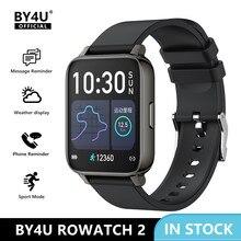 2021 neue Smartwatch 1,69 Zoll Full Touch Smart Uhr Männer Frauen Wasserdichte Fitness Armband Uhr Für Apple Xiaomi Redmi
