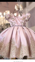 Pink Ball Gown Girl Dress 2020 Girl Dresses Lace Flower Girl Dresses