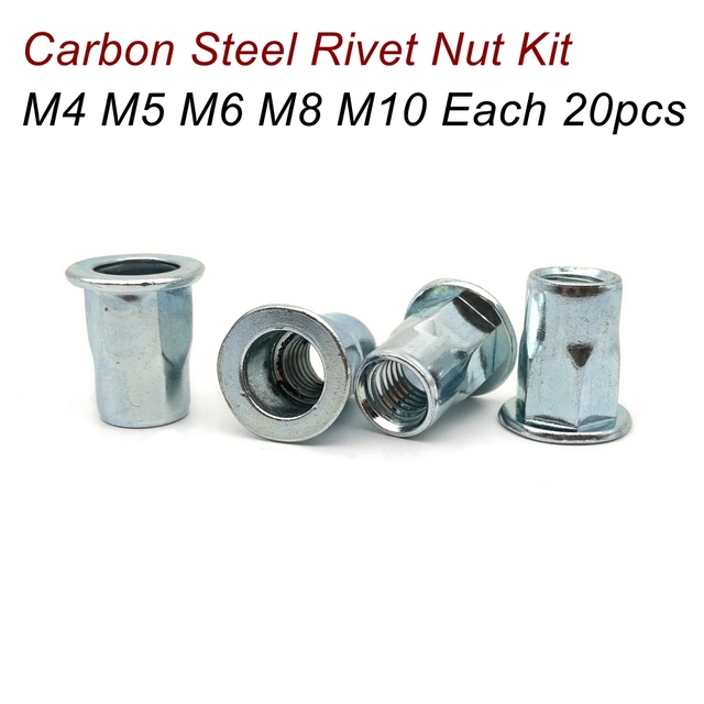 PEUGEOT M4 M5 M6 M8 M10 STAINLESS STEEL DOME NUTS CHOOSE YOUR SIZE