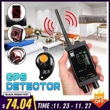 1Set M8000 신호 탐지기 무선 RF 신호 탐지기 안티 스파이 솔직한 카메라 GSM 오디오 GPS 스캔 파인더 개인 정보 보호 Dropship