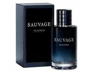 Eau-De-Parfem Perfume Antiperspirant Fragrances SAUVAGE 100ml 100%Original EDP for Men