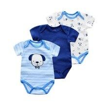 Cotton Baby Body Bodysuit Gender Neutral Toddler Summer Custom Clothes For Boys Girl 0 3 Months Infantil