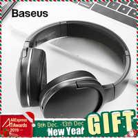 Baseus D02 słuchawki z bluetooth składany zestaw słuchawkowy Bluetooth słuchawki bezprzewodowe przenośne słuchawki bluetooth z mikrofon do telefonu