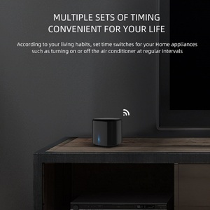Image 3 - BroadLink Bestcon RM4 RM4C Mini WIFI IR เสียงรีโมทคอนโทรลไร้สาย Fastcon ทำงานร่วมกับ Alexa Amazon Google Assitant Smart Home