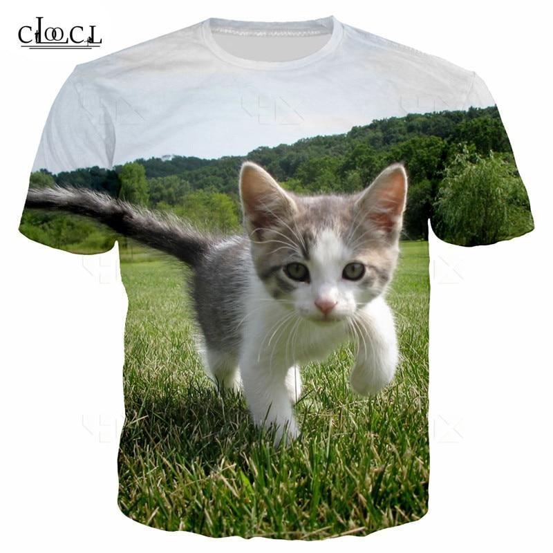 cat hoodie animal Tshirt men sweatshirt (2)