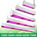 150W 300W 450W 600W 750W LED Wachsen Licht Gesamte Spektrum Pflanzen Phyto Lampe für Indoor hydrokultur Gewächshaus Zelt Box Blumen Vegs