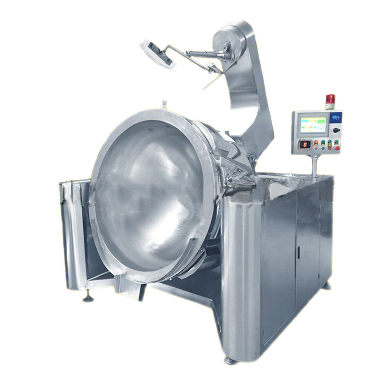 Chinese Medicine Fried Machine Electromagnetic Decocting Machine Large Commercial Heating Boiled Pot Temperature Adjustable 1PC