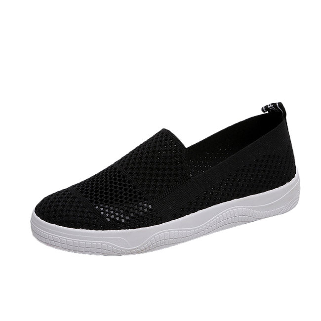 2020 New est Summer Breathable Women's Flat Shoes Woman Casual Flats Women Sneakers Mocassin Femme Espadrilles Hollow Out