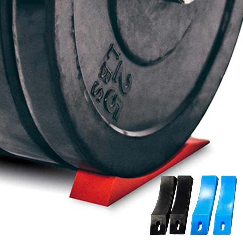 Deadlift Bar Jack Alternative Wedge Load and Unload Barbell Weight Plates Weight lifting Fitness Powerlifting Strength Training