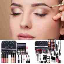 All In One Full Professional Makeup Kit For Girl Eyeshadow C