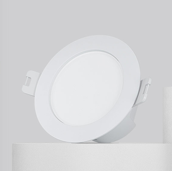 New Xiaomi Mijia Smart Led Downlight Bluetooth Mesh Version Controlled By Voice Smart Remote Control Adjust Color temperature