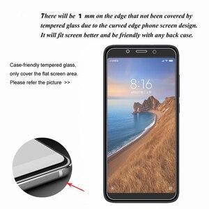 Image 3 - 2Pcs For Xiaomi Redmi 7A Glass For Xiaomi Redmi Note 9S 8 7 Pro 6 6A 8A 8T Tempered Glass Film Screen Protector Camera Lens Film