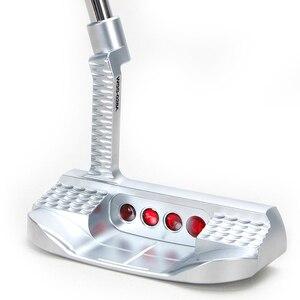 Image 5 - Kluby golfowe miotacz kolorowe miotacz ze stali materiał Mens33/34/35 cal dystrybucji headcover trzy bardziej preferencyjne