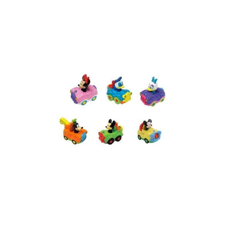 Tut Tut Bolidos Mickey And Friends 6 Characters Toy Store