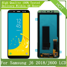 Digitizer-Assembly-Replacement-Parts J600 Super-Amoled Samsung Galaxy Lcd-Display Touch-Screen