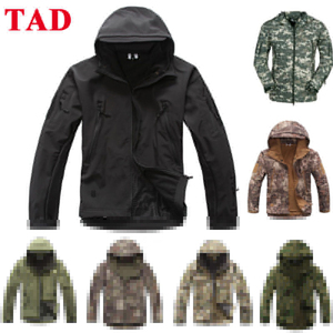 Tactical TAD Sharkskin Jacket