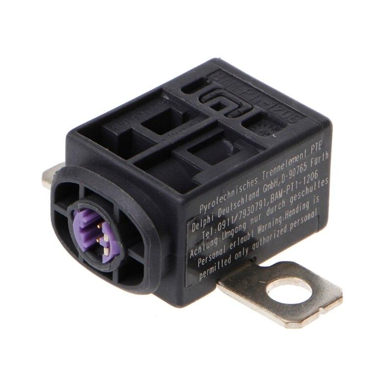 Alta qualidade 1 pc bateria de carro automático cortar fusível proteção contra sobrecarga viagem para audi a6l q5 a7 4f0915519 novo quente 2018