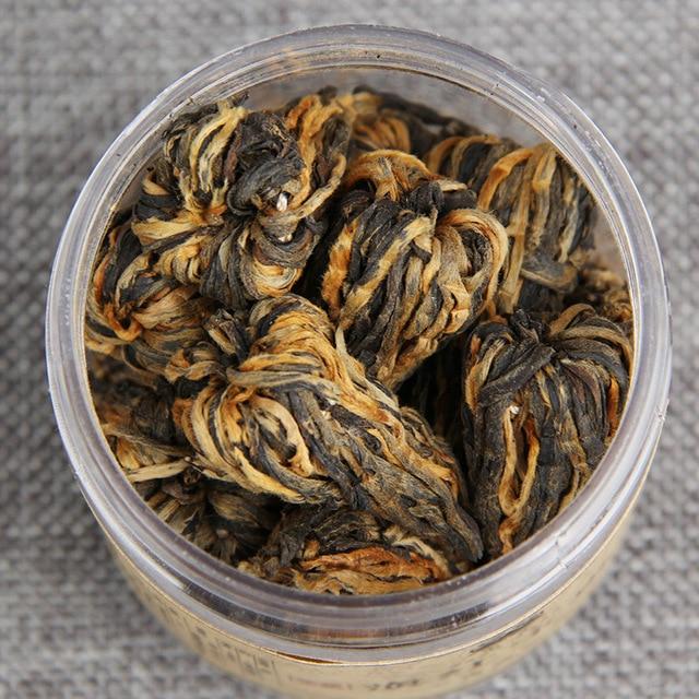 60g/box China Yunnan Fengqing Dian Hong -tea Premium DianHong Black -tea Beauty Slimming Green Food for Health Care Lose Weight 2