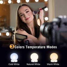 Косметический зеркальный светильник s vanity светодиодный с