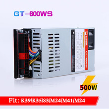1U PSU Case Source Flex-Power-Supply K39 MINI 500W ITX PC Small Full-Module 2 for S3