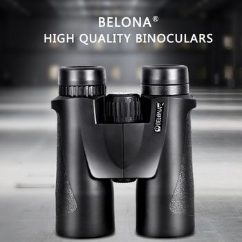 10x42 Binoculars Hunting and Tourism BAK4 Prism FMC Coating HD Low Light Night Vision Professional Powerful Military Telescope 5