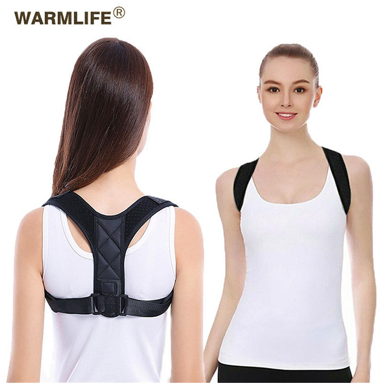 Belt Adjustable Back Posture Corrector Clavicle Spine Back Shoulder Lumbar Posture Correction 1