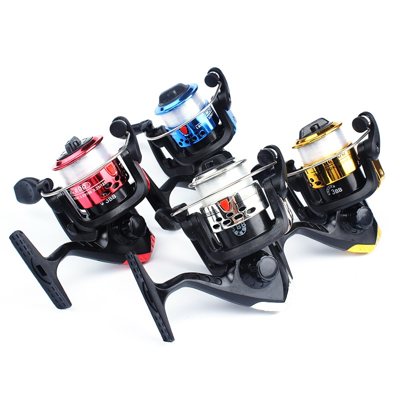Fishing Wheel Spinning Reel Casting Flying Fishing Trolling Left/Right Hand Interchangeable Fly Wheel Fishing Accessorie