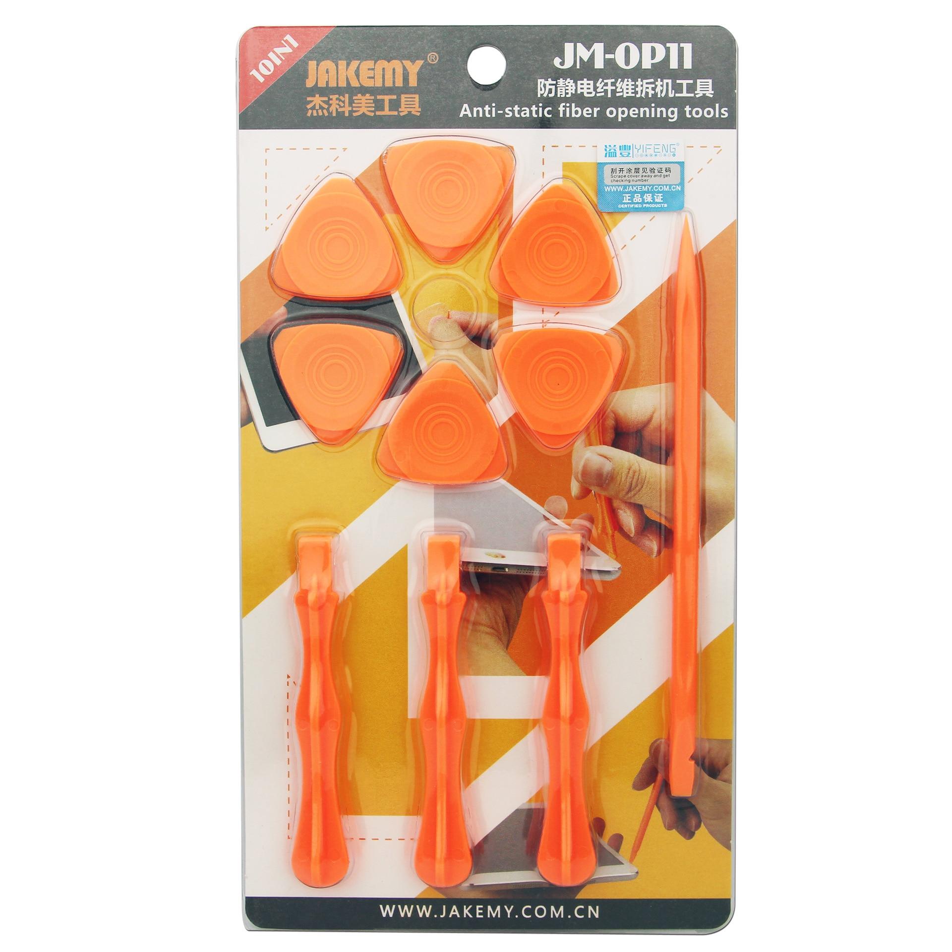 Disassembling Tools Suit 10 Pieces Comfortable Triangular Bending Boot Disk Crowbar  Crowbar iPhone Startup Tool|Garage Door Hardware|   - title=