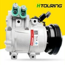 For hyundai elantra 2000-2006 HS15 ac compressor for Hyundai Matrix 1.6 2001-2010 97701-2C000 977012C000 97770117000 977012D000 hyundai matrix 2005
