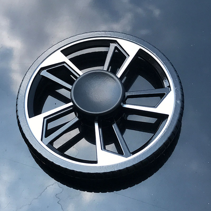 New Style Zinc Alloy Car Wheel Spinner Anti-Anxiety Hand Spinners Toy For Spinners Focus Relieves Stress
