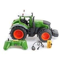 Radio Remote Control Car Farmer Tractor Kids 1:16 R