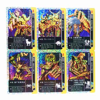 12 sztuk zestaw Saint Seiya zabawki Hobby Hobby kolekcje kolekcja gier Anime tanie i dobre opinie TOLOLO Q253 8 ~ 13 Lat 14 Lat i up 2-4 lat 5-7 lat Chiny certyfikat (3C) Zwierzęta i Natura Fantasy i sci-fi