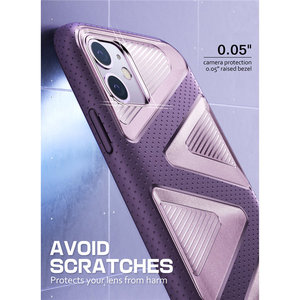 """Image 5 - For iPhone 11 Case 6.1"""" (2019 Release) SUPCASE UB Maze Full Body Premium Hybrid Protective Cover With Built in Screen Protector"""