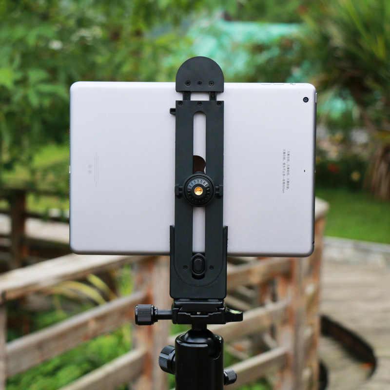 Mới Bán Điện Thoại Máy Tính Bảng Giá Đỡ 3 Chân Đế Mount Adapter Linh Hoạt Điều Chỉnh Kẹp Giá Đỡ Cho iPad Mini Air Pro