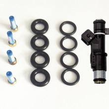 Hurtownie 4 zestawy zestawy naprawcze wtryskiwaczy paliwa dla Peugeot 206 307 406 407 607 806 807 Expert 2.0/16V 1984E2 (AY RK800)