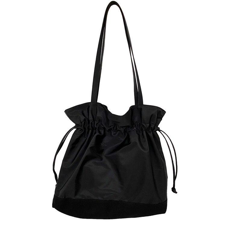 Повседневная холщовая мягкая вместительная сумка-тоут, женские сумки на плечо, брендовые дизайнерские Роскошные дамские сумочки для покуп...