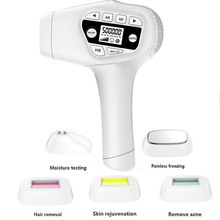 1500000 Flashes IPL Laser Hair Removal Machine Laser Epilator Hair Removal Perma