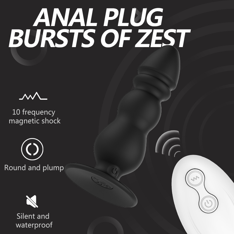remote control anal dildo <font><b>plug</b></font> vibrating butt <font><b>plug</b></font> prostate massager <font><b>but</b></font> <font><b>plug</b></font> anal <font><b>sex</b></font> <font><b>toys</b></font> for woman gay men vibrator sexshop image