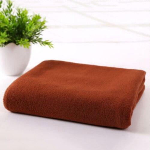 뜨거운 판매 70x140cm 마이크로 화이버 흡수 건조 목욕 비치 타월 수건 수영복 샤워 목욕 타월 천