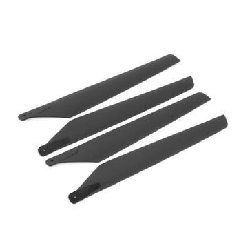 4 PCS Vehicles & Remote Control Toys 160mm Plastic Main Blades For Esky LAMA V3 V4/ walkera 5#4 5-8