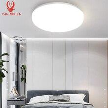 Светодиодный потолочный светильник 50 Вт, 30 Вт, 20 Вт, 15 Вт, 12 Вт, светодиодный панельный светильник 220 В, современные потолочные лампы, поверхностное крепление для гостиной, Домашний Светильник ing