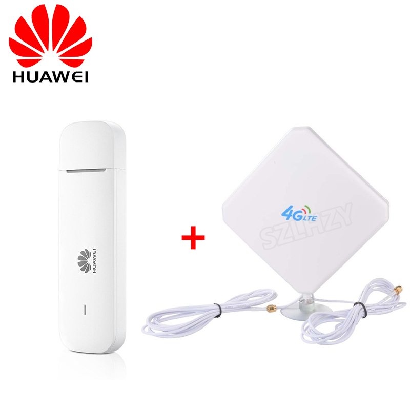 Huawei E3372 Hilink E3372h-607 (plus duża antena) 4G LTE 150 mb/s modem usb 4G LTE klucz usb PK E8372